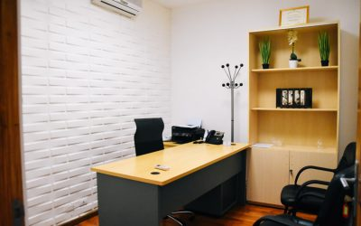 Setting Up and Organizing Your Home Office Pods